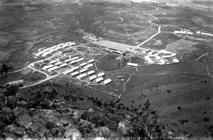 元朗新田軍營_Norwegian Farm Camp:Cassino Lines 1952:53@Trojan_Llama@gwulo 1952-1953